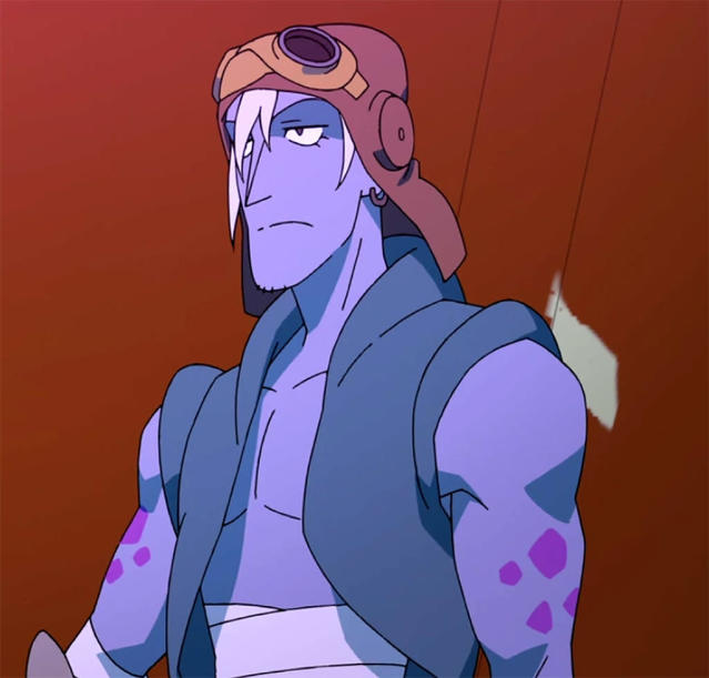 Rolo (voiced by Norman Reedus) in 'Voltron: Legendary Defender' (Photo: Netflix)