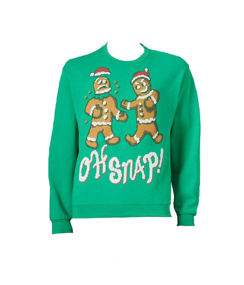 This Is What a $30,000 Ugly Christmas Sweater Looks Like