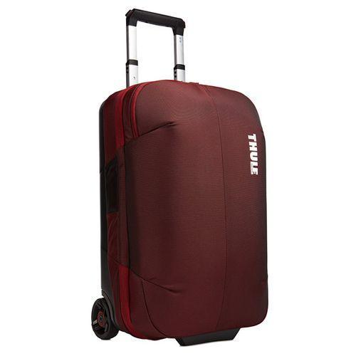 """<p><a class=""""link rapid-noclick-resp"""" href=""""https://www.thule.com/en-gb/gb/luggage/carry-on-luggage/thule-subterra-carry-on-55cm22-_-3203448"""" rel=""""nofollow noopener"""" target=""""_blank"""" data-ylk=""""slk:SHOP"""">SHOP</a></p><p>Based in Malmö, Swedish outfit Thule puts the Scandi aesthetic in the overhead cabin. It's simple. It's well-made. It's restrained. All of which means stylish, durable luggage that doesn't look like something from Elon Musk's package holiday to Jupiter's second moon Ganymede.</p><p>Thule Subterra Carry-On, £230, <a href=""""https://www.thule.com/en-gb/gb/luggage/carry-on-luggage/thule-subterra-carry-on-55cm22-_-3203448"""" rel=""""nofollow noopener"""" target=""""_blank"""" data-ylk=""""slk:thule.com"""" class=""""link rapid-noclick-resp"""">thule.com</a></p>"""
