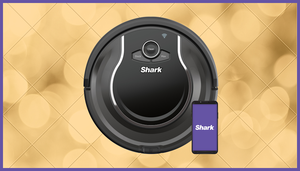 Save more than half on the Shark ION Robot Vacuum (RV750). (Photo: Walmart)