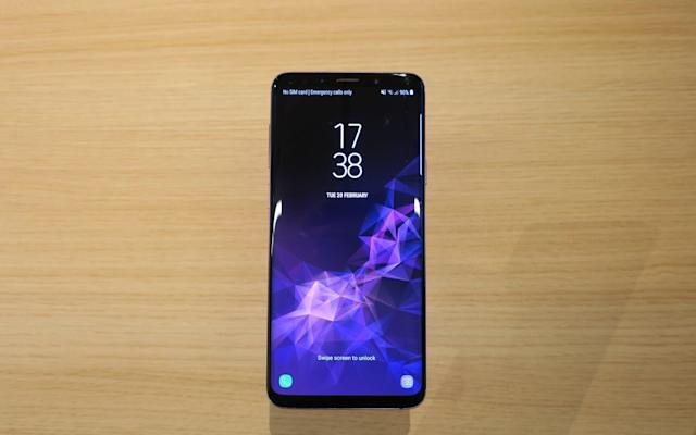 The Samsung Galaxy S9: deals compared - Telegraph