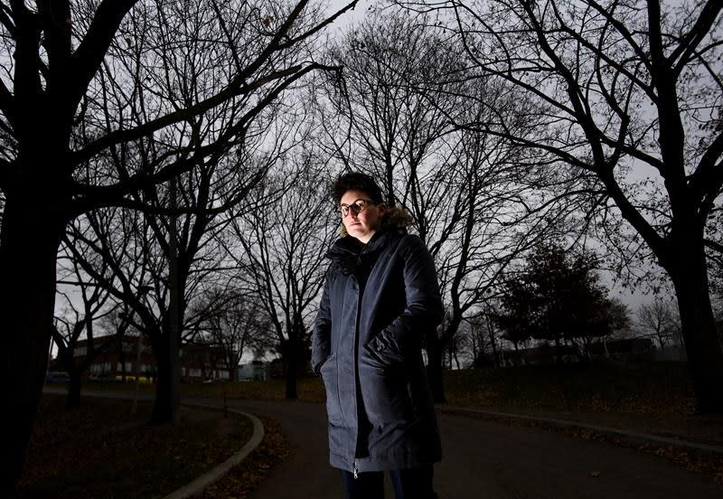 Activist says RCMP profile about her is 'kind of creepy and unsettling'