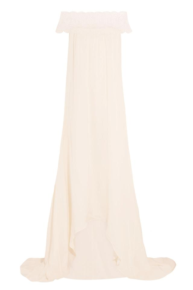 13 beach wedding dresses you can buy off the rack for Where to buy off the rack wedding dresses