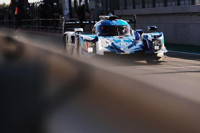Penalised Carlin loses first sportscar win since 2001