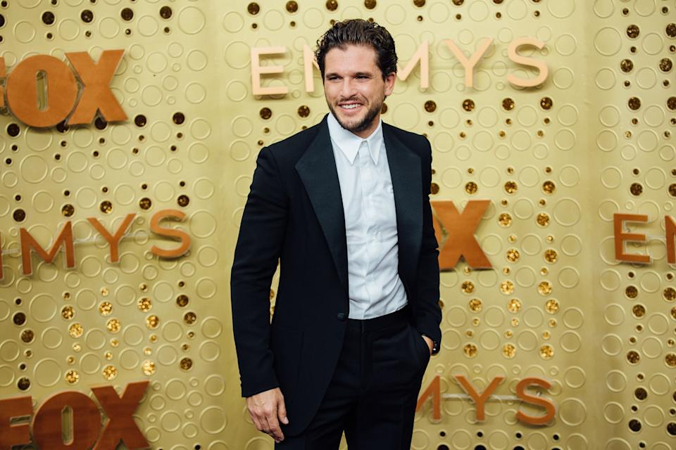 Kit Harington at the Emmys earlier this year (Photo: Emma McIntyre via Getty Images)
