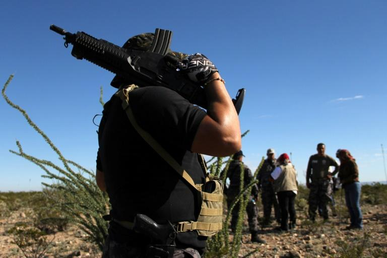 Dead or Hospitalized During Shootout in Northern Mexico