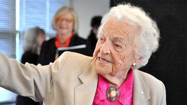 The mayor of Mississauga, Ont., Hazel McCallion, 92, was charged with being in a conflict of interest during council votes in 2007.