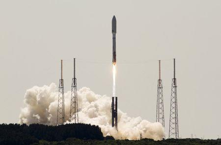 United Launch Alliance launches an Atlas V rocket with an United States Air Force OTV-4  onboard from Cape Canaveral Air Force Station, Florida