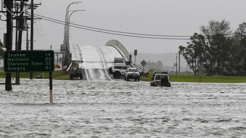 NSW storms a sign of future: scientist
