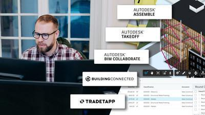 More than 350,000 projects across the globe are using Autodesk Construction Cloud to power more effective preconstruction workflows, including document management, bid management, quantification, model coordination and design collaboration.