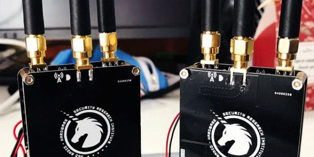 Relay hack for keyless entry systems