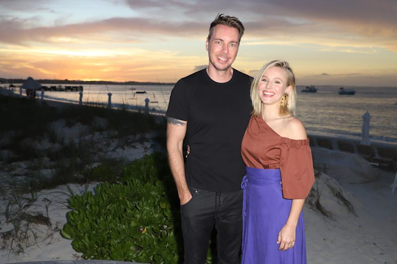 Dax Shepard Addresses The Reports That He Cheated On Kristen Bell!