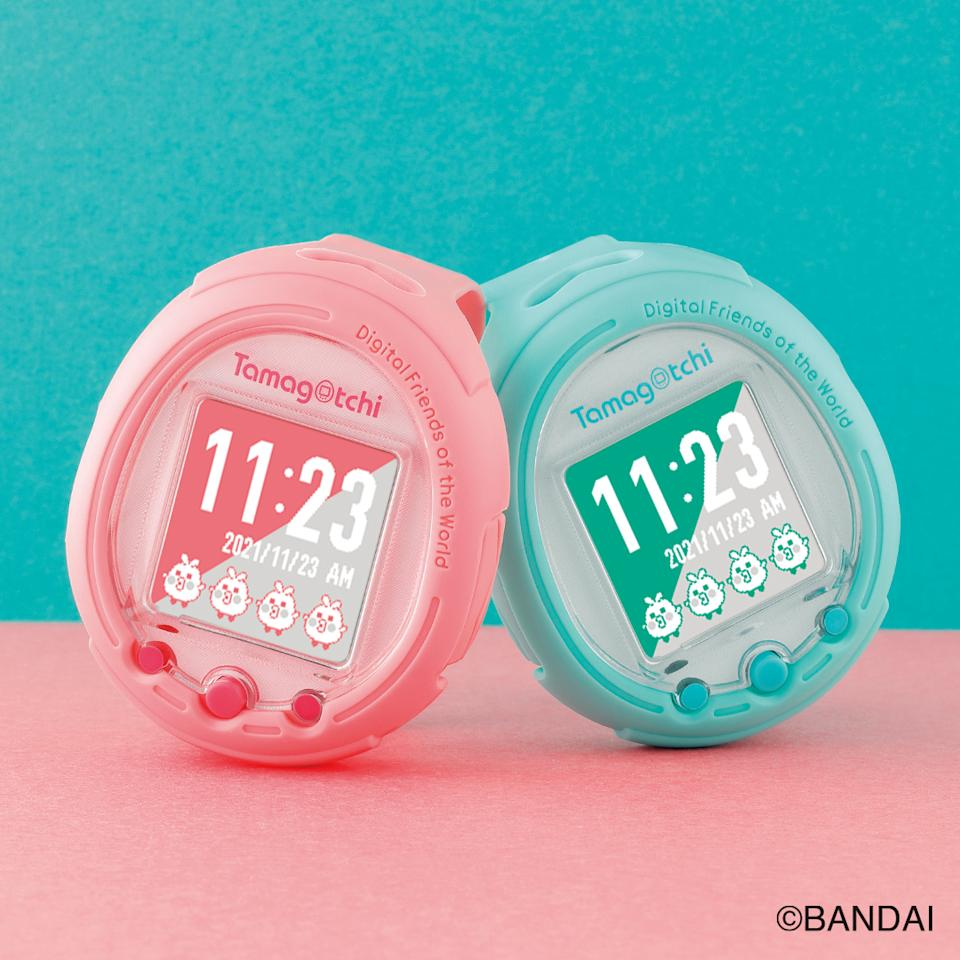 Tamagotchi to launch smart watch version for their 25th anniversary. (Twitter/TMGC_net)