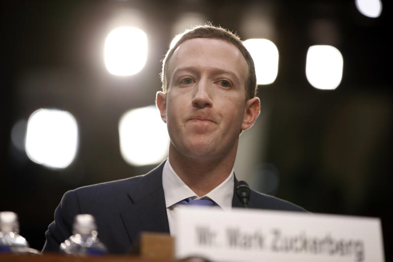 Facebook CEO didn't have all the answers for Congress