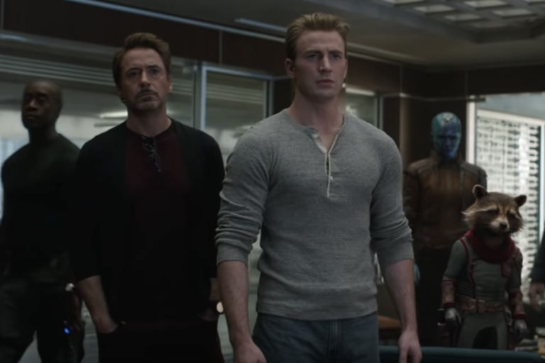 Avengers: Endgame features first openly gay character in a Marvel film