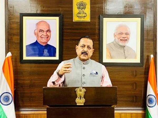 Union Minister of State for Science and Technology Dr Jitendra Singh (Photo/PIB)