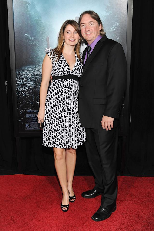 """NEW YORK, NY - JUNE 18:  Producer John Kelly (R) attends the """"Abraham Lincoln: Vampire Hunter"""" premiere at AMC Loews Lincoln Square on June 18, 2012 in New York City.  (Photo by Larry Busacca/Getty Images)"""