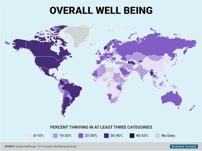gallup healthways world well being map taiwan fixed