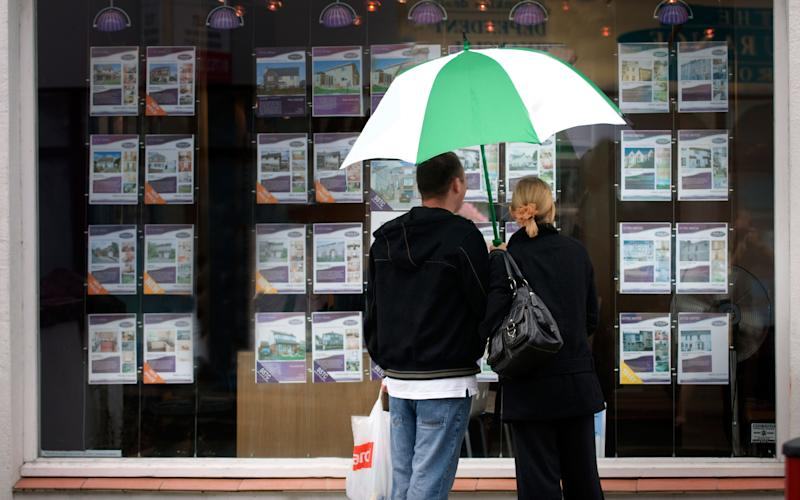 First-time buyers have seized the chance to snap up properties without stamp duty, and it could drive the rest of the housing market forwards - Nick Gregory/Alamy