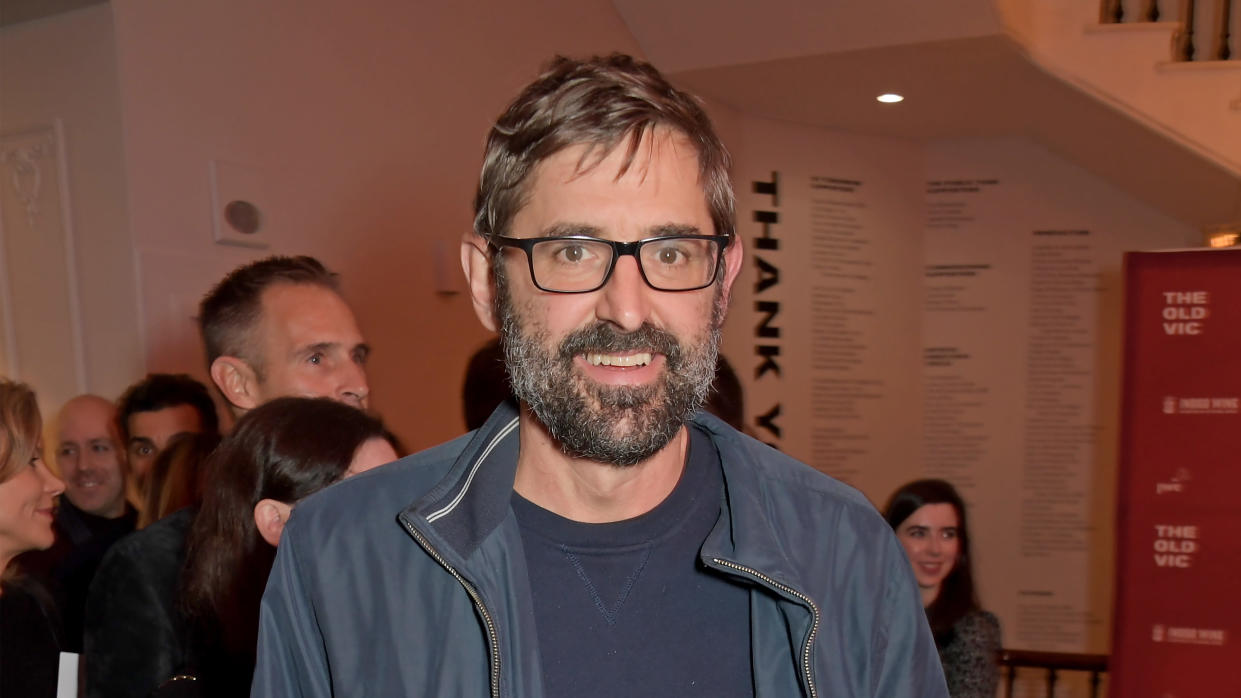Louis Theroux was booted out of an interviewee's home while shooting his new documentary. (David M. Benett/Getty Images)