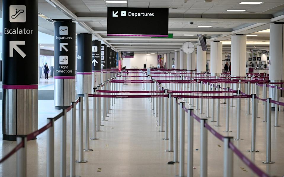 Travellers will see tighter border checks as well as the introduction of 'quarantine hotels' - GETTY