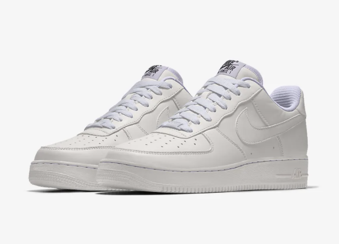 Nike Air Force 1 Low By You. (PHOTO: Nike)