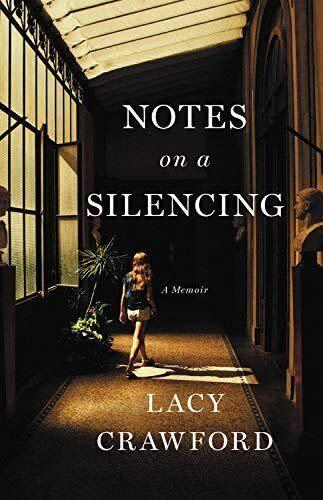 "In a beautifully written memoir, Lucy Crawford revisits her own assault when the elite St. Paul school &mdash; which she attended decades ago &mdash; comes under state investigation for sexual abuse on campus. Crawford discovers evidence of institutional silencing and shadowy powers trying to cover up her own case to this day. Crawford&rsquo;s memoir is described as an &ldquo;arresting coming-of-age story that wrestles with an essential question for our time: what telling of a survivor's story will finally force a remedy?&rdquo; Read more about it on <a href=""https://www.goodreads.com/book/show/48717403-notes-on-a-silencing"" rel=""nofollow noopener"" target=""_blank"" data-ylk=""slk:Goodreads"" class=""link rapid-noclick-resp"">Goodreads</a>, and grab a copy on <a href=""https://amzn.to/3dO10Bb"" rel=""nofollow noopener"" target=""_blank"" data-ylk=""slk:Amazon"" class=""link rapid-noclick-resp"">Amazon</a>. <br><br><i>Expected release date: July 7</i>"