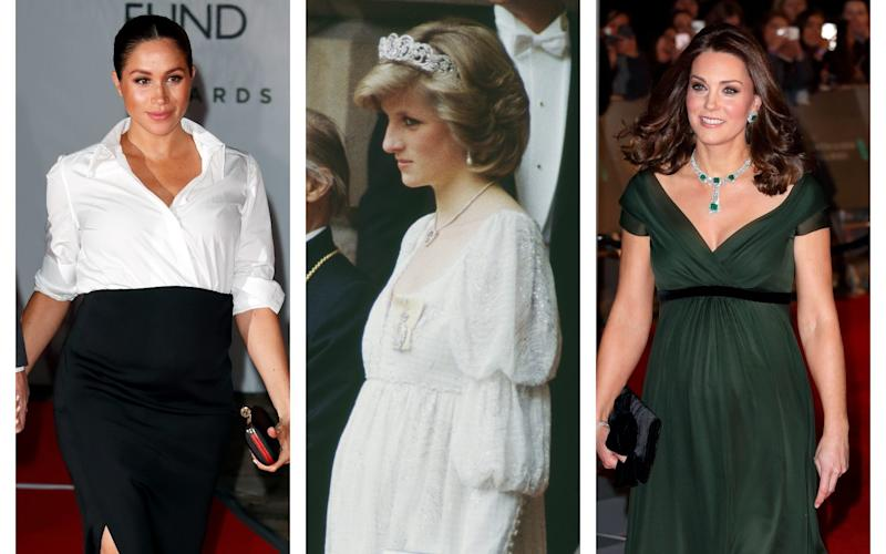 pregnant royals - Getty Images
