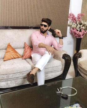 Sahil Choudhary a real Influencer who can make a name in Modelling or Movies whenever he wants