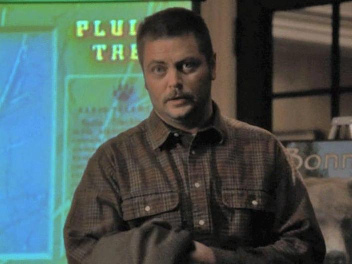 nick offerman in the west wing