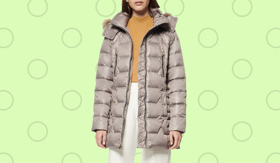 An incredible coat at an incredible discount—it's $51, from $250! (Photo: Nordstrom Rack)