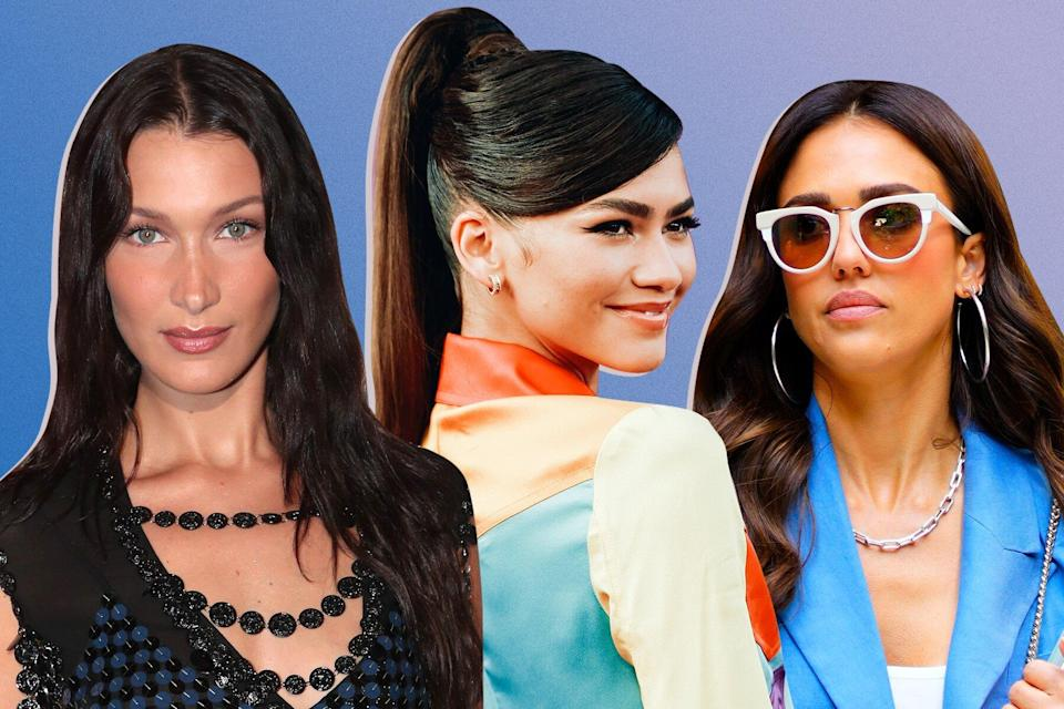The Anti-Summer Hair Color That's Trending