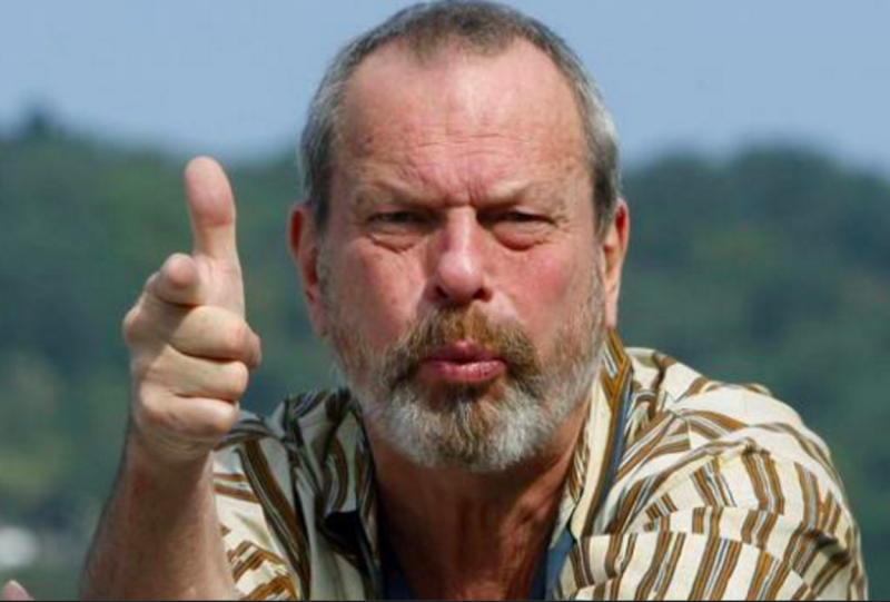 "Terry Gilliam: ""I'm tired of white men being blamed for everything wrong with the world"""