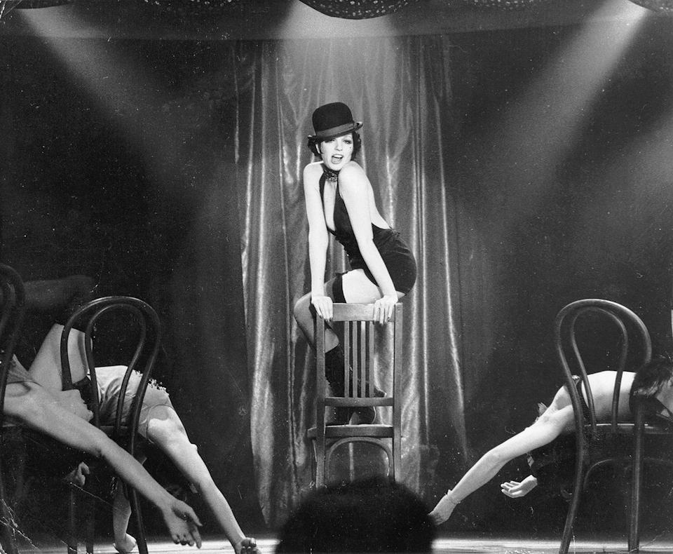 <p>In 1972, Minnelli starred in the film version of the musical <em>Cabaret </em>as Sally Bowles. No stranger to the theater, she had already won a Tony Award for best leading actress in a musical in 1965. She would go on to win the award again in 1978, plus a special Tony Award in 1974, and a Tony for best special theatrical event in 2009. </p>