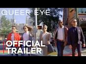"<p>The<em> Queer Eye</em> reboot launched on Netflix in 2018, and the series quickly gained fans for its charismatic cast and focus on positive stories. The show's leads—Bobby Berk, Tan France, Karamo Brown, Antoni Porowski, and Jonathan Van Ness—each have their own speciality, and each episode follows The Fab Five as they help a guy get his life together. There are four seasons of the show, plus a special filmed in Japan.</p><p><strong>What to expect</strong>: positivity, happy tears, and an overall feel-good vibe.</p><p><a href=""https://www.youtube.com/watch?v=GZMrivD2Aok"" rel=""nofollow noopener"" target=""_blank"" data-ylk=""slk:See the original post on Youtube"" class=""link rapid-noclick-resp"">See the original post on Youtube</a></p>"