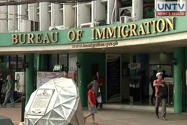 Immigration bureau heightens alert status for possible entry of