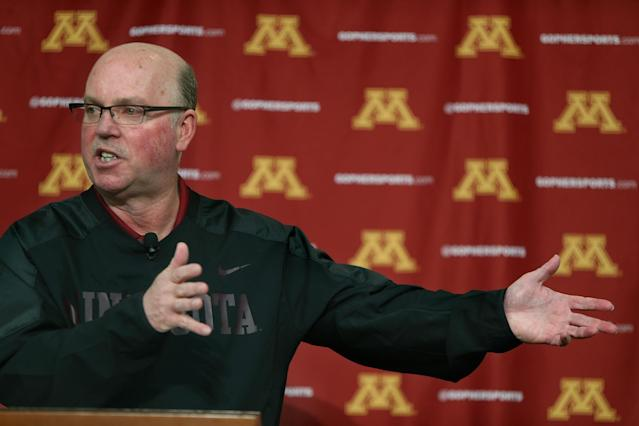Minnesota coach Jerry Kill starts fund and donates $100K for epilepsy awareness