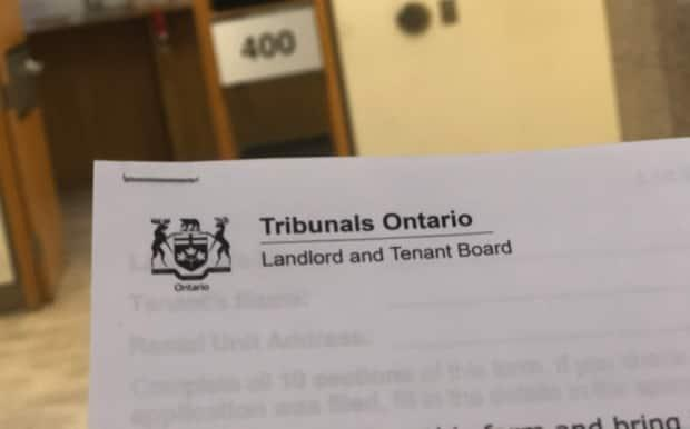 The Landlord and Tenant Board has been dealing with delays across the province.