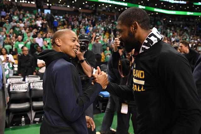 The most dramatic trade of the NBA offseason is going to impact more than just Thomas and Irving. (Getty)