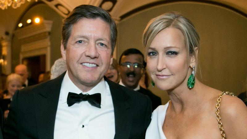 Good Morning America Co-Host Lara Spencer Gets Married