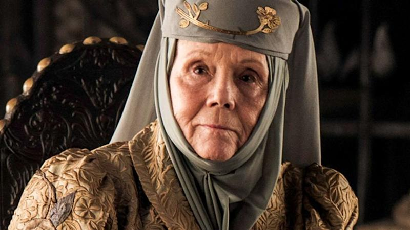 Diana Rigg in Game Of Thrones (Photo: HBO)