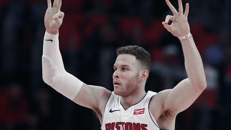 Three things to know pistons havent lost with blake griffin m4hsunfo