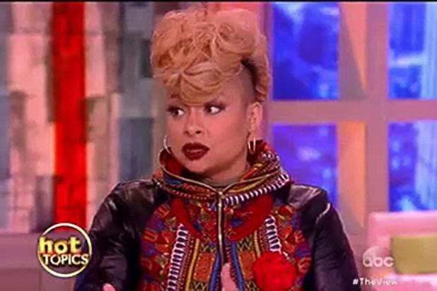 'The View's' Raven-Symone Says She Was Thin-Shamed on Sitcom: 'They Had Me Wear a Fat Suit' (Video)