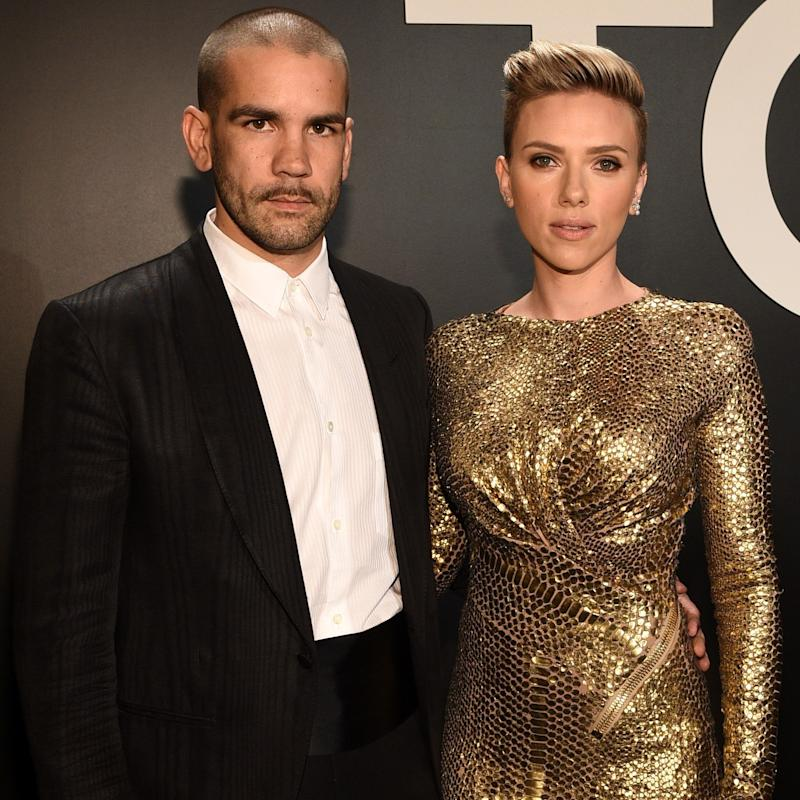 Scarlett Johansson and Romain Dauriac Are Fighting Over Custody of Their Daughter