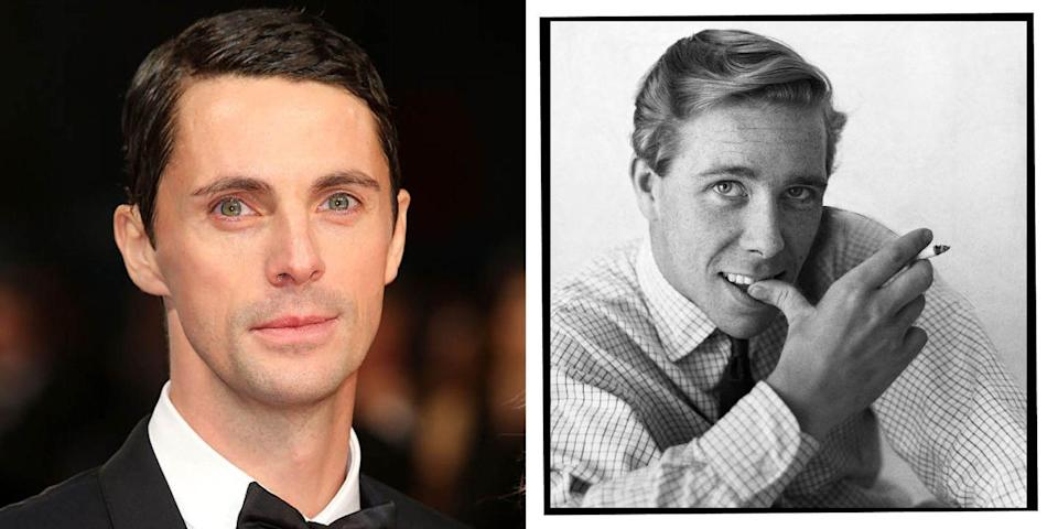 <p><strong>Who plays Tony Armstrong-Jones in</strong><strong> The Crown seasons 1 and 2?</strong></p><p><strong>Matthew Goode: </strong>Goode is most recognisable (and adored) for TV shows like Downton Abbey, The Good Wife and most recently, Sky's A Discovery of Witches.</p>