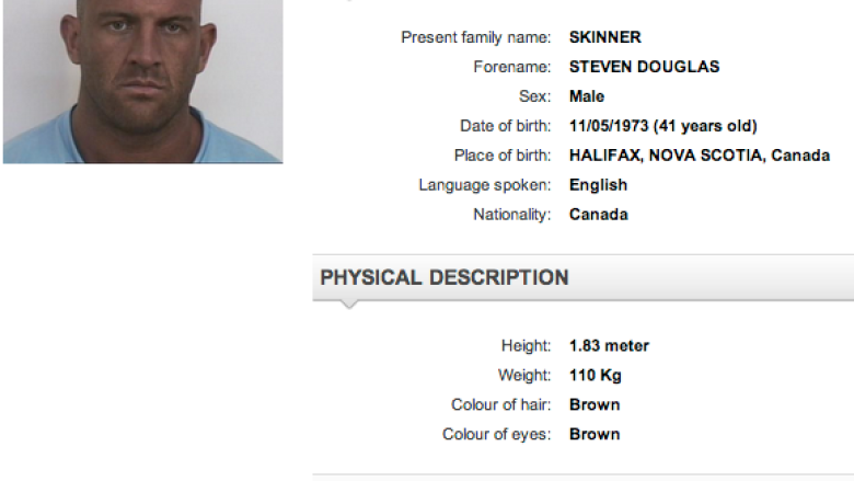 Nova Scotian facing murder charge tried to bribe his way out of Venezuela jail: documents