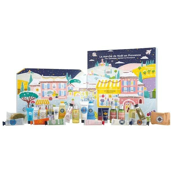 <p>The <span>L'Occitane Classic Advent Calendar</span> ($74) hides 24 body, hair, and skin-care goodies for the 24 days before Christmas . . . or for any days at all.</p>