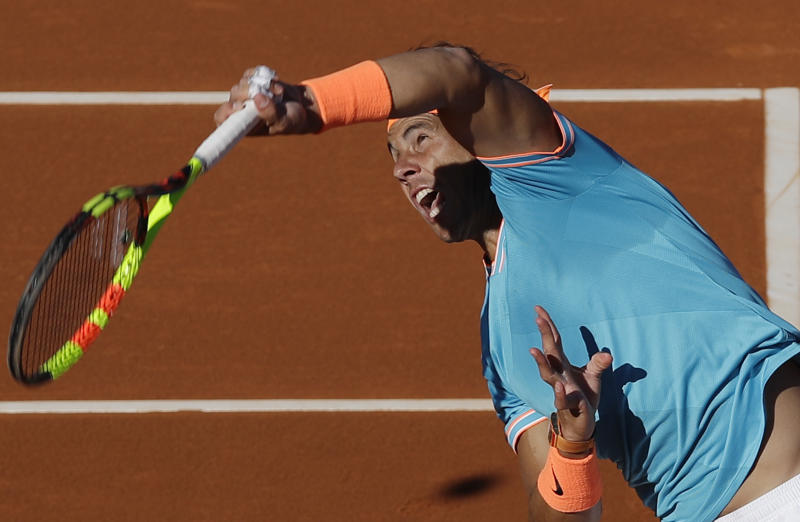 Nadal Rallies in Barcelona to Avoid Back-to-Back Losses on Clay