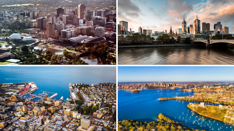 Property prices in these 10 Aussie suburbs saw double-digit growth