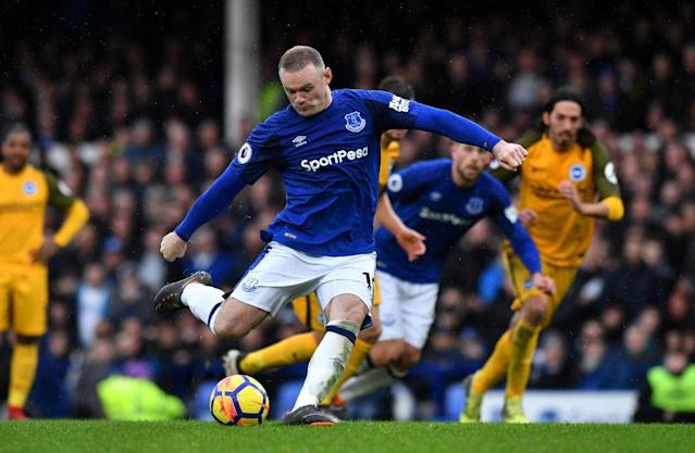 Everton Fan View: Wayne Rooney should never take a penalty again